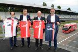 """Galliani: """"Ecco la maglia del Monza che andrà in Serie A"""""""