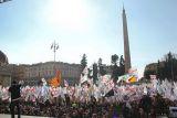 """La Lega concorezzese in piazza a Roma: """"Regaliamo 54 miliardi, ci restituiscono briciole"""""""