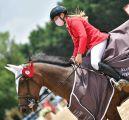 Equitazione, brilla la stella di Matilde