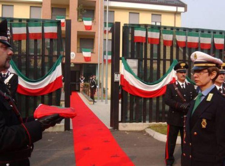 Caserma carabinieri, l'asta è stata aggiudicata