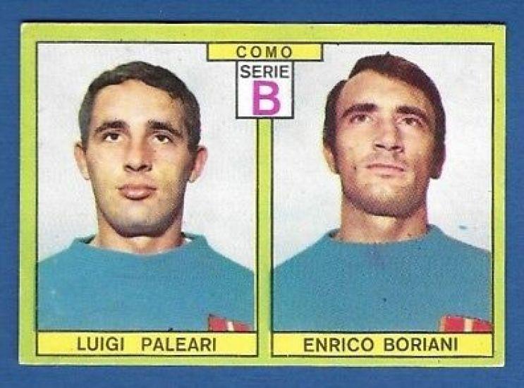 Calcio, Concorezzo piange Luigi Paleari